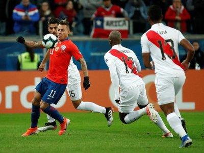 Paso a Paso: Así fue la semifinal entre Chile y Perú