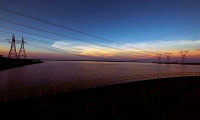 Itaipú establece nuevo récord en el suministro a la ANDE en el primer semestre de 2019