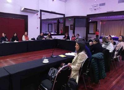 Hicieron un taller sobre cooperación inclusiva