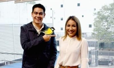 "Un ""pitogüé"" señaló a Santiago González y Patricia Vargas"