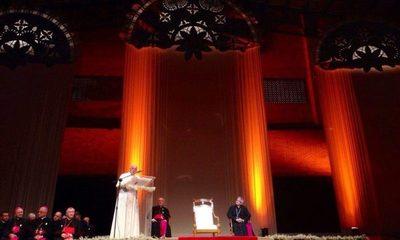 Se cumplen cuatro años de visita del Papa Francisco