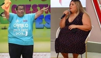 Camilo 'El Cubano' Y Pamela Ovelar Hablaron De Su Lucha Contra La Obesidad Y Apuntaron A Cuestión De Peso