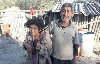 Vida  infrahumana  de una familia en el Alto Chaco
