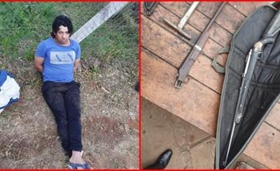 Cinco detenidos por cuádruple homicidio en estancia