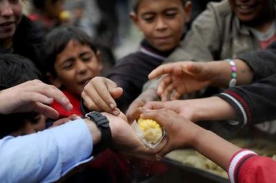 El hambre crece en América Latina y afecta a 42,5 millones de persona