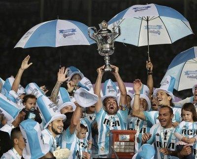 Un paraguayo en la alineación 'perfecta'  de la Superliga 2018/2019