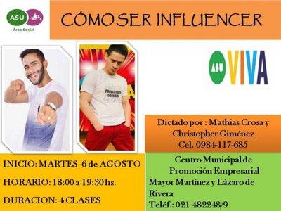 """""""Curso de Influencer"""" en  la Muni generó polémica"""