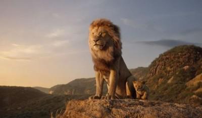 El Rey León Llegó Con Todo A Los Cines