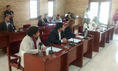 Concejales zacariistas emplazan por 24 horas a Prieto a devolver la Terminal a Itá Paraná