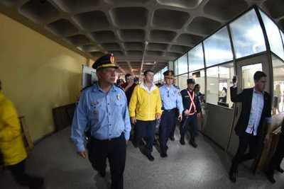 Solicitarán arresto domiciliario de taxistas imputados