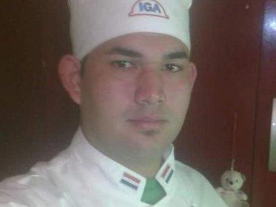 Chef falleció luego de dos semanas de agonía