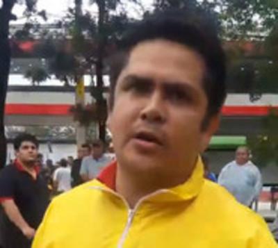El caso del taxista que abusó de periodista está en manos de Fiscalía