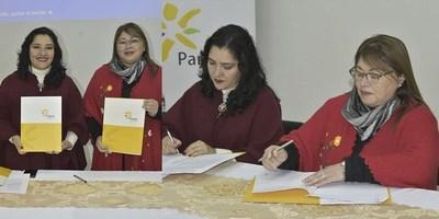 FIRMA DE CONVENIO MARCO Y ESPECÍFICO DE COOPERACIÓN ENTRE LA UNIVERSIDAD CATÓLICA Y LA SENATUR