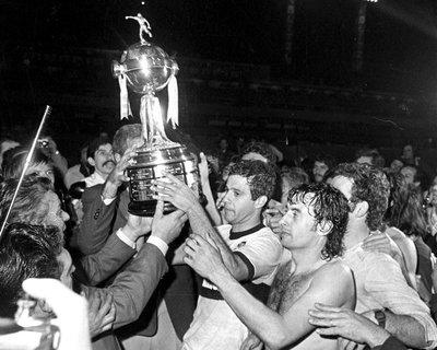 Hace 40 años, Olimpia conquistaba su primera Copa Libertadores