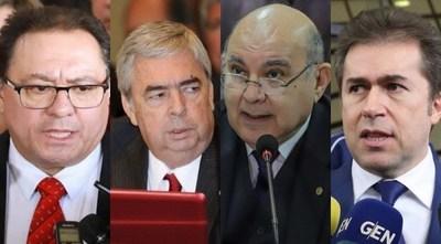 CASTIGLIONI, SAGUIER, JIMÉNEZ Y ALDERETE PONEN A DISPOSICIÓN SUS CARGOS TRAS ESCÁNDALO