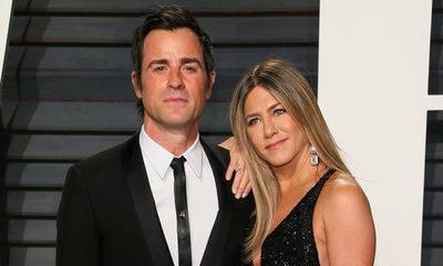 Jennifer Aniston y Justin Theroux se reunieron por primera vez tras su separación para despedir a un gran amigo