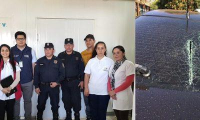 Refuerzan seguridad en zona de USF Belo Horizonte