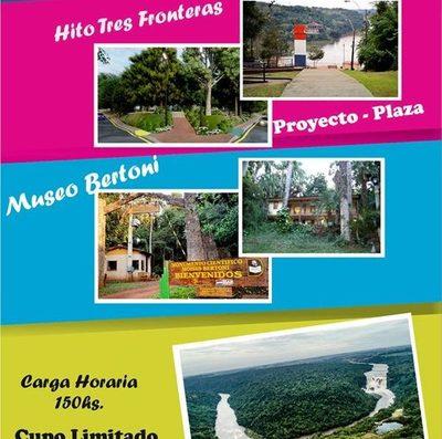 Aguardan interesados para curso de formación turística e información al visitante