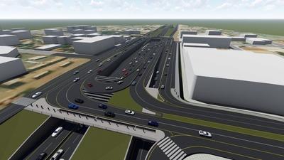 Seis empresas presentaron ofertas para fiscalización de obras del multiviaducto