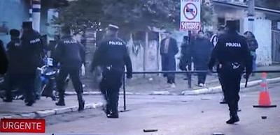 Villa Hayes: Heridos y detenidos en manifestación contra intendente