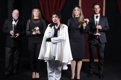 Margarita Irún sube a las tablas con 'El Funeral'