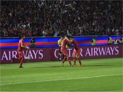 Los goles que desataron la locura en La Nueva Olla