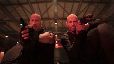 """Dwayne Johnson y Jason Statham en una aventura en  el mundo de """"Rápido y Furioso"""""""