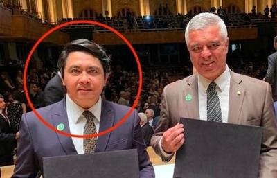 HOY / Acta secreta: senador brasileño confirma su presencia en reunión con directivos de ANDE
