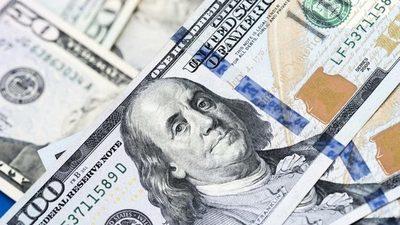 Dólar pegó un salto de 100 puntos