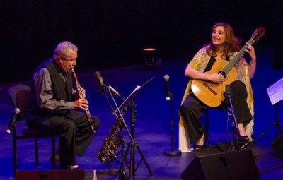 Jóvenes músicos participarán de encuentro con Paquito D'Rivera y Berta Rojas