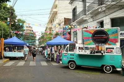 Calle Palma se llenará este sábado de música, gastronomía y artesanías
