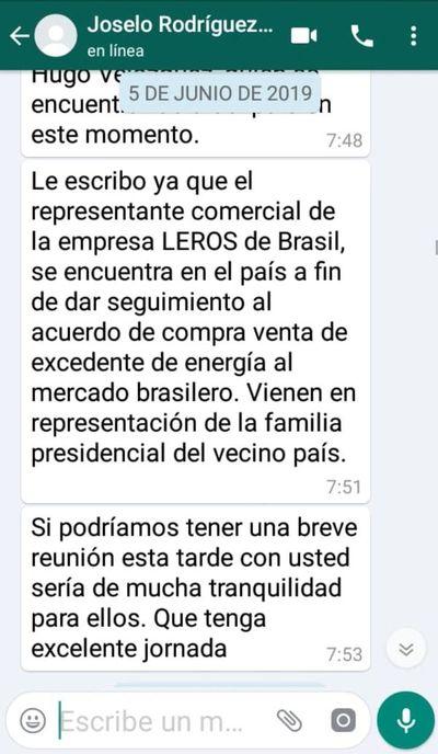 Familia presidencial de Brasil