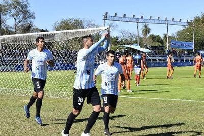 Triunfazo de Guaireña FC