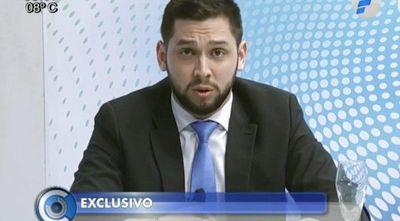 """Joselo """"perdió"""" su celular y los mensajes que involucran al vicepresidente"""