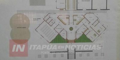 CNEL. BOGADO: ULTIMAN APERTURA DEL CENTRO DE APOYO A LA INCLUSIÓN NUEVA ESPERANZA