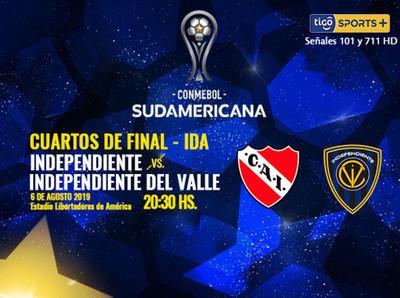 Independiente de Avellaneda va por el primer paso
