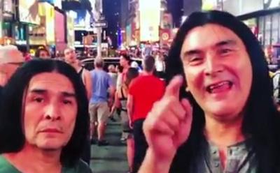 """""""Vaca loca"""" suena en Nueva York"""