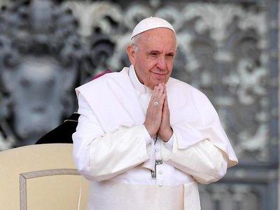 Papa pide una Iglesia sin fronteras, solidaria y atenta a problemas