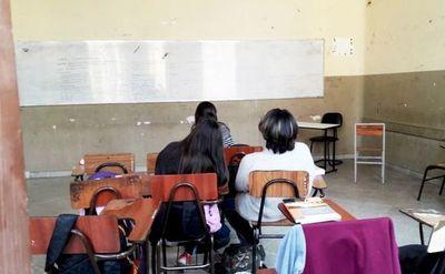Hace siete meses no dan clases por falta de docentes