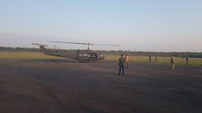 Taiwán dona 30 camionetas y dos helicópteros para las Fuerzas Armadas
