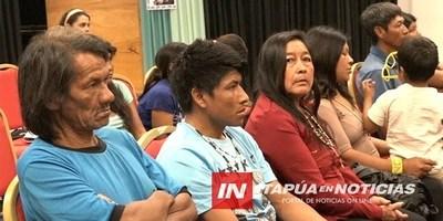 JORNADA CULTURAL DE PUEBLOS INDÍGENAS CONVOCÓ A COMUNIDADES DE ITAPÚA