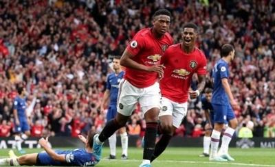 HOY / El United aplasta al Chelsea en el debut de Lampard