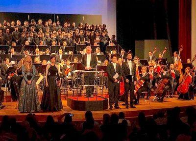 La OSCA toca en gala aniversario