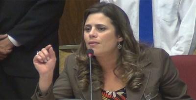 Acuerdo Itaipú: Excluyen a Kattya González de comisión investigadora