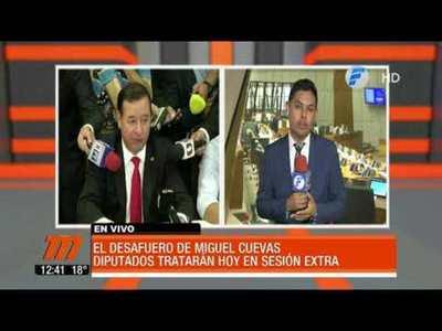 Excluyen a Kattya González de comisión que investigará acta de Itaipú