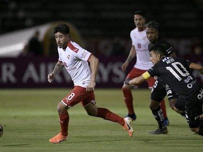 El Independiente de Cecilio queda fuera de la Sudamericana