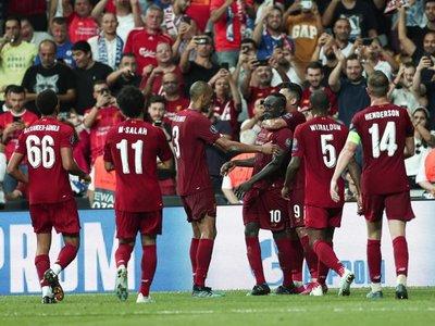 Liverpool gana su cuarta Supercopa