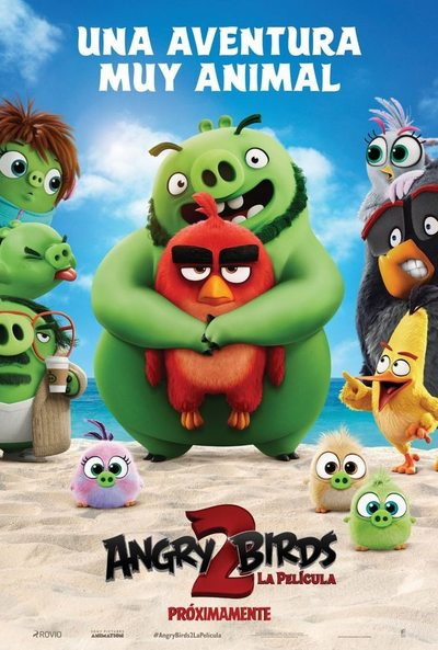 Angry Birds 2 (3D y 2D)