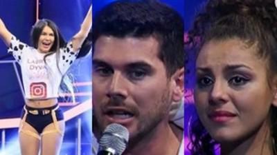 Carlos Viveros Es El Primer Eliminado De Baila Conmigo Paraguay