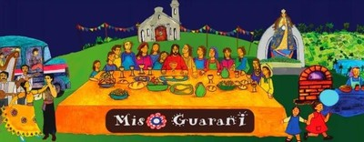 En Caacupé presentarán Web Misa Guaraní